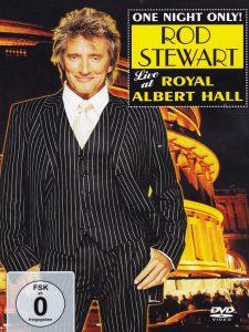 Rod Stewart Live At Royal Albert Hall DVD
