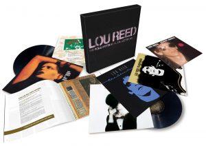 Lou Reed Box Vinyl