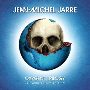 Jean-Michel Jarre Trilogy 40th Anniversary Edition