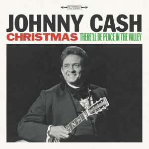 Johnny Cash Christmas LP