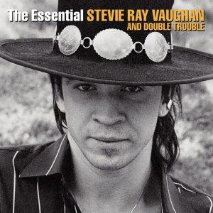 Stevie Ray Vaughn 2LP The Essential