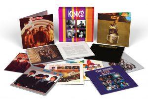 The Kinks Vinyl Mono Box