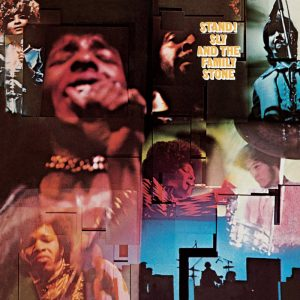 Sly & The Family Stone Stand! Vinyl Cover