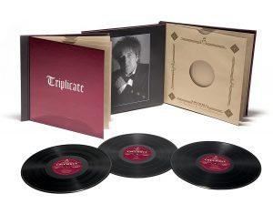 Bob Dylan Tripliacte Limited Deluxe Vinyl Edition