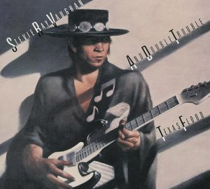 Stevie Ray Vaughan Texas Flood Vinyl