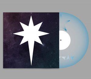 David Bowie No Plan LP blau durchsichtig limitiert