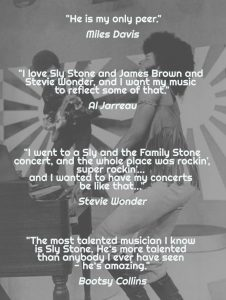 Quotes On Sly Stone