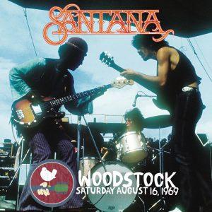 Santana Woodstock LP Vinyl zum RSD 2017