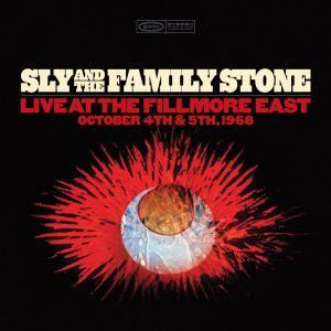 Sly & Familie Stone Live At The Fillmore East