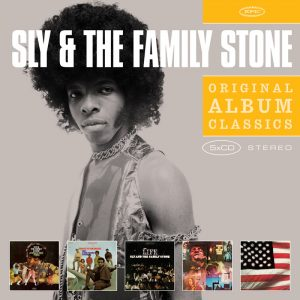 Sly & The Family Stone Original Album Classics