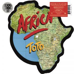 Toto Africa Vinyl zum Record Store Day 2017