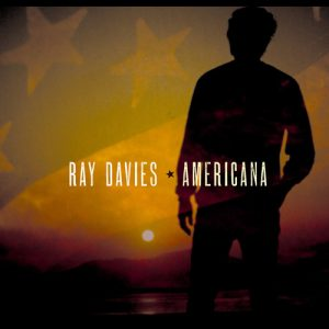 Ray Davies Cover des Albums Americana 2017