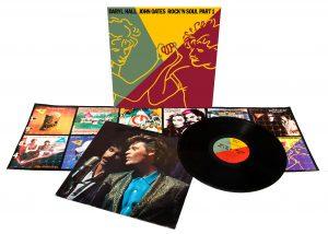 Hall & Oates Rock'n Soul LP