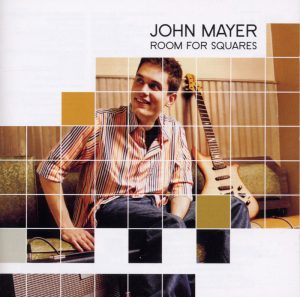 John Mayer Room For Squares Vinyl
