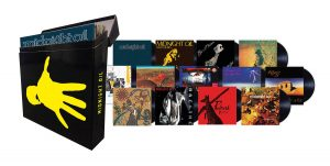 Midnight Oil Complete Vinyl Box 2017