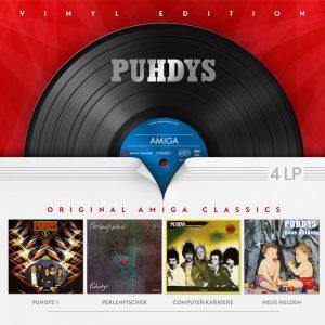 Puhdys Vinyl Box