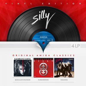 Silly Vinyl Box