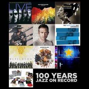 Beitragsbild 100 Jahre Jazz on Record_Beitragsbild
