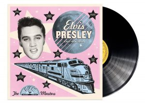 Elvis Presley The Sun Masters Vinyl
