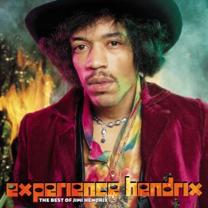 Jimi Hendrix Best Of Album Cover
