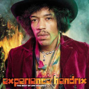Jimi Hendrix Best Of Album Cover