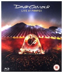David Gilmour Live At Pompeii Boxset
