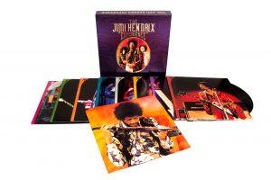Hendrix Experience Vinyl Box Set