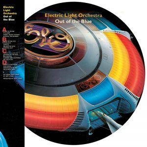 ELO Out Of The Blue Picture Vinyl