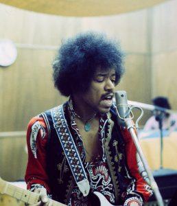 Jimi Hendrix Credit Chuck Boyd