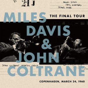 Miles Davis John Coltrane Copenhagen Vinyl