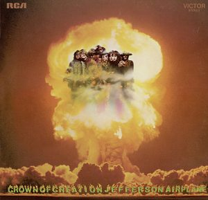 Jefferson Airplane Crown Of Creation LP