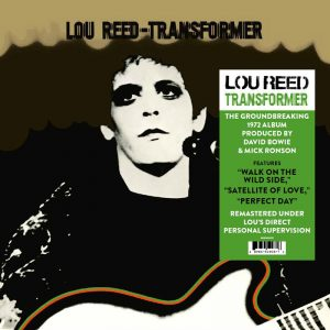 Lou Reed Transformer LP