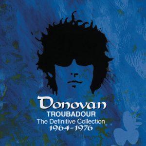 Donovan Troubadour Cover