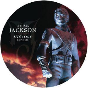 MIchael Jackson Hitstory