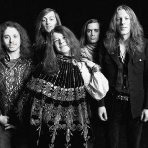 Janis Joplin und Big Brother and the Company