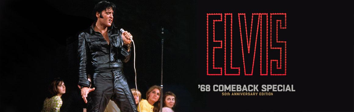 Elvis 68 Comeback Special