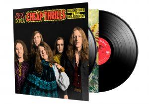 Sex Dope & CheapThrills Janis Joplin LP