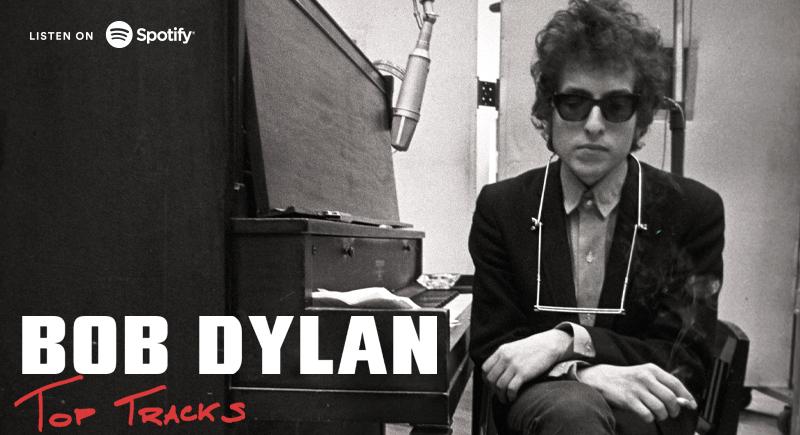 Bob Dylan Top Tracks Spotify