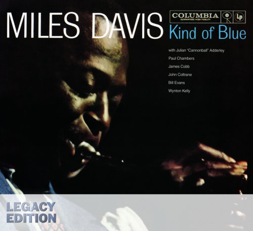 Kind Of Blue: 50th Anniversary (Legacy Edition) (CD/ DVD)