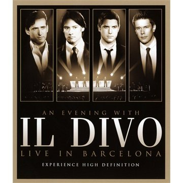An Evening With Il Divo – Live In Barcelona