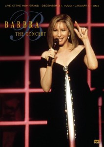 Barbra—The Concert Live At The MGM Grand: December 31, 1993/January 1, 1994 (Amaray Case)