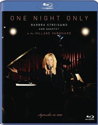 One Night Only – Barbra Streisand and Quartet at the Village Vanguard