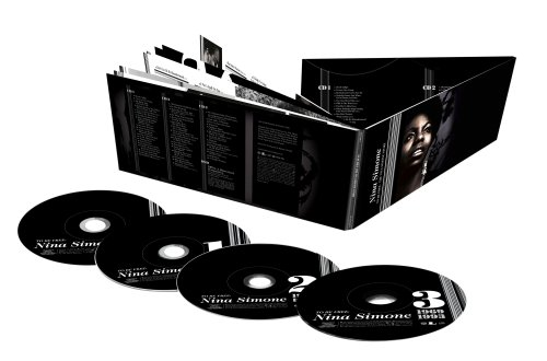 To Be Free: The Nina Simone Story (3 CD/ 1 DVD)