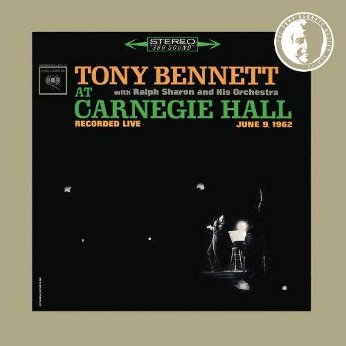 Tony Bennett At Carnegie Hall: The Complete Concert (2 CD)