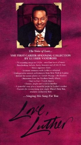 Love, Luther (4 CD)