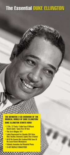 Legacy Recordings Celebrates Duke Ellington As Artist of the Month for February 2014 – Black History Month