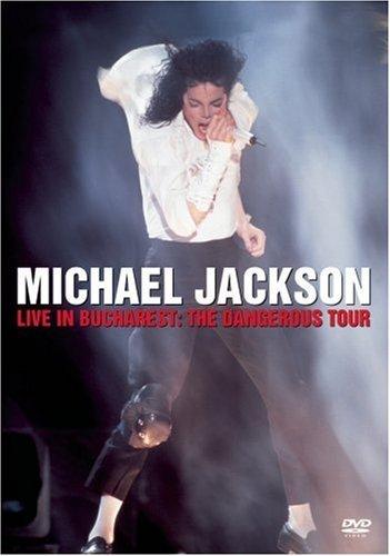 Live In Concert In Bucharest: The Dangerous Tour