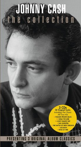 The Collection (At Folsom Prison/ At San Quentin (The Complete 1969 Concert)/ America  (3 CD)