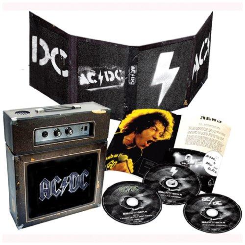 Backtracks (Standard Box Set) (2 CD/ 1 DVD)