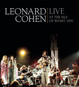 Leonard Cohen Live at the Isle of Wight 1970 (CD/ DVD)